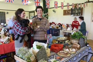 Beaford Market day image