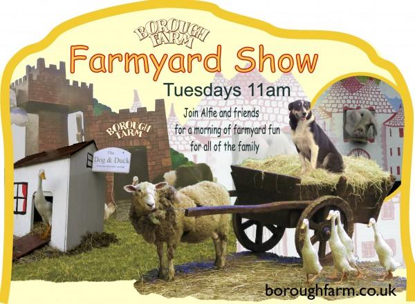 Farmyard show