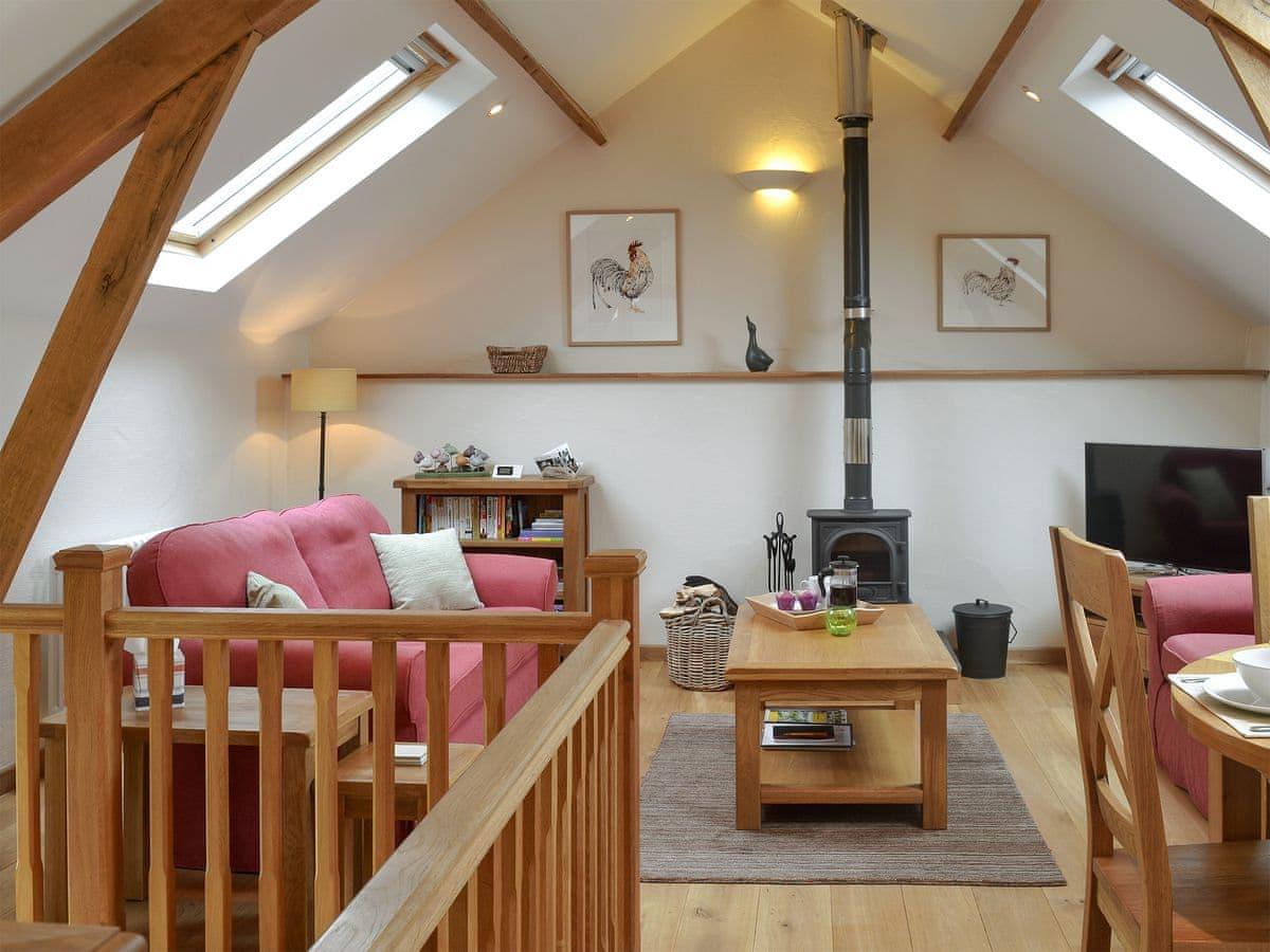 Holiday Cottages North Devon, self catering cottages in Devon, Moorparks Barn